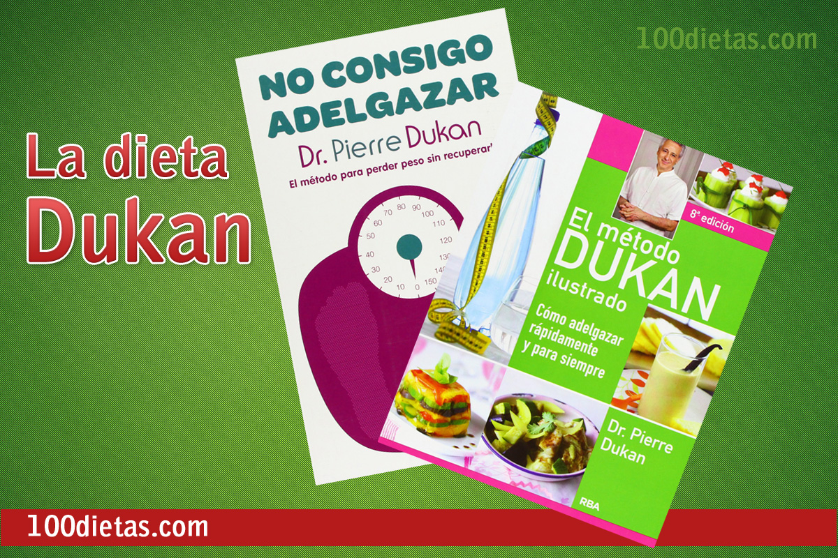 Dietas para bajar de peso dukan