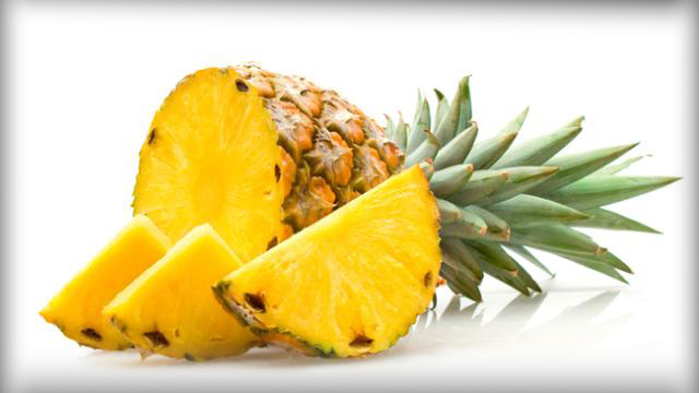 valor nutricional de la piña