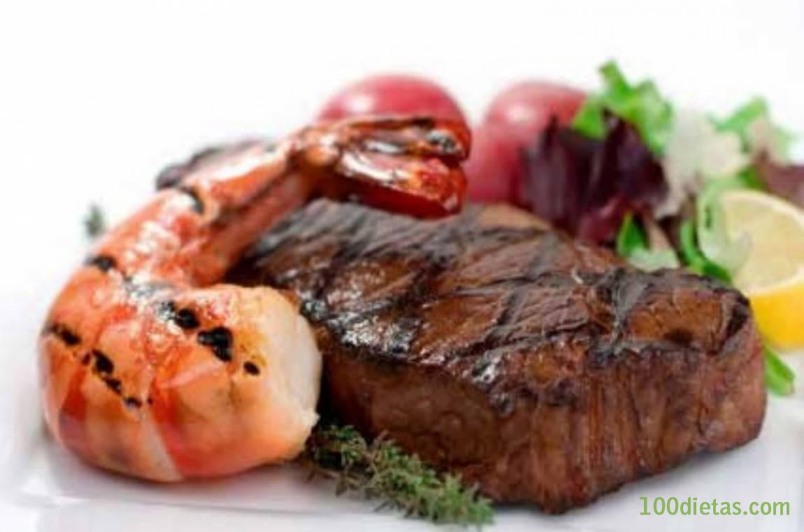 Perder peso con la dieta Atkins