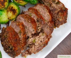 Pan de carne light