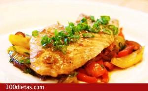 Pescado dieta Scarsdale