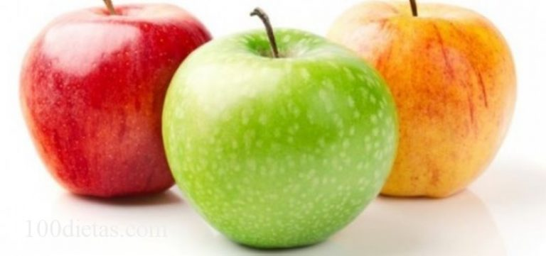 Beneficios del consumo habitual de manzana