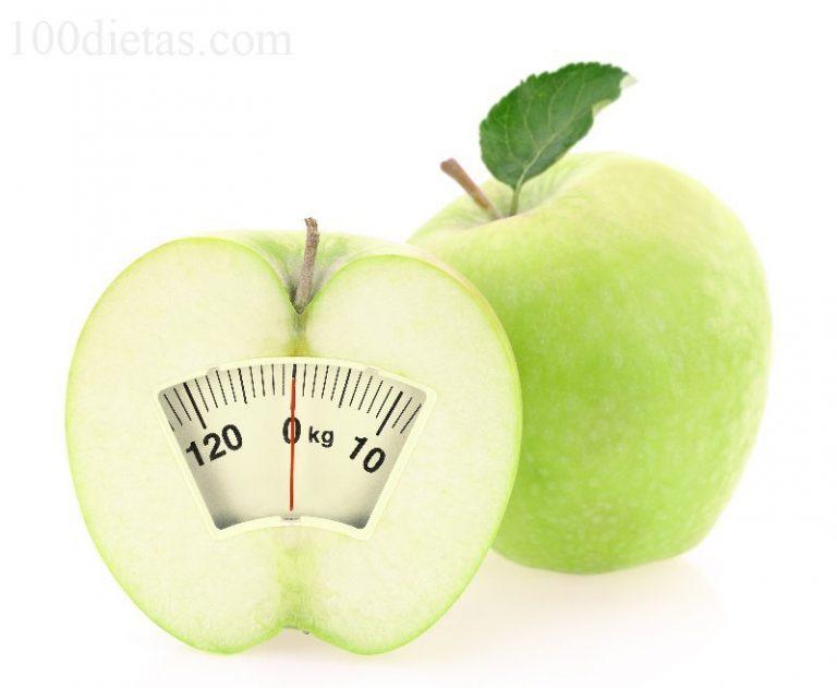 Cómo se hace la Dieta de la manzana