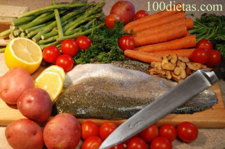 que comer en dieta paleolitica