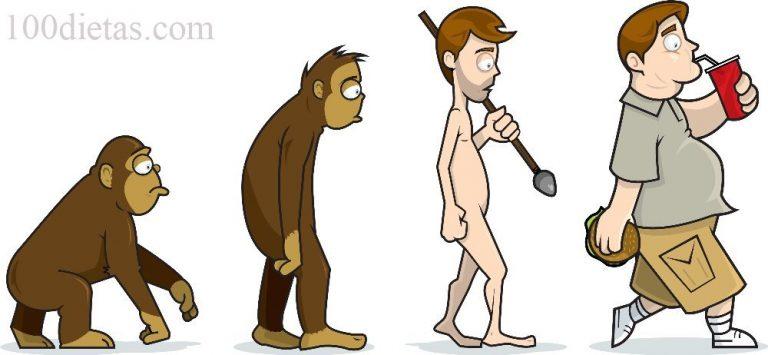 el hombre paleolitico Dieta paleolítica, un plan para adelgazar saludable