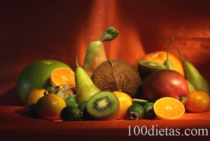 frutas dieta kot
