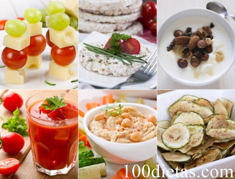 Dieta del picoteo adelgazar comiendo 5 veces al d a 100 - Adelgazar comiendo mucho ...