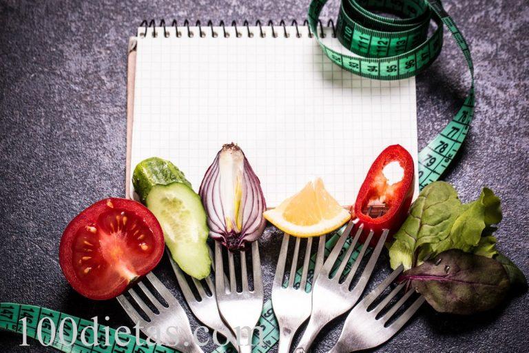 Consejos para seguir la Dieta DASH