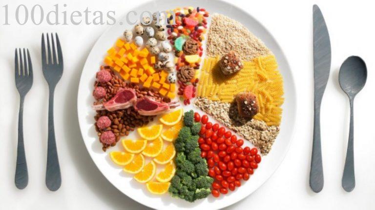dieta dash menú