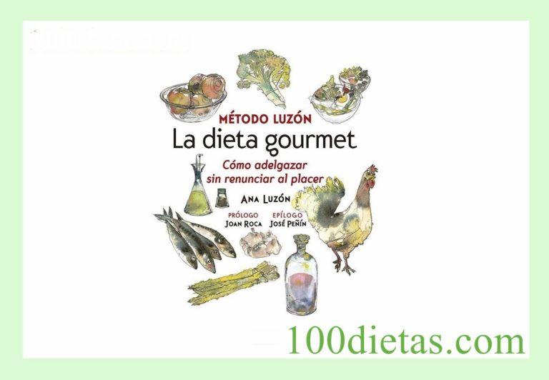 Dieta Gourmet para adelgazar1