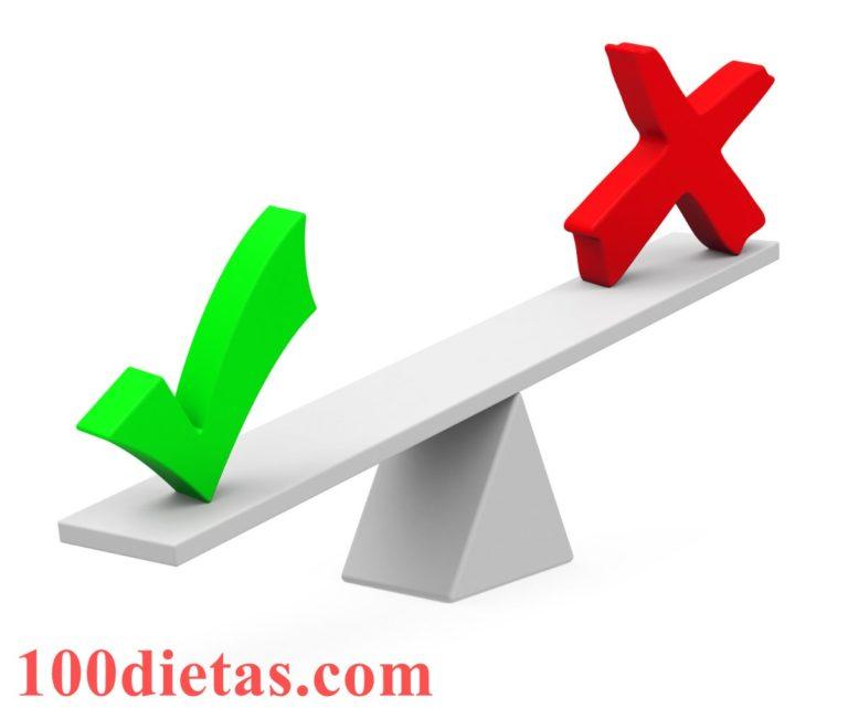 ventajas y desventajas dieta de los dias alternos