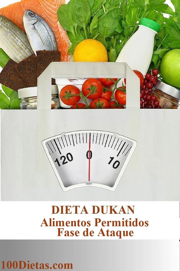 Fase 1 O Fase De Ataque Dieta Dukan Para Adelgazar