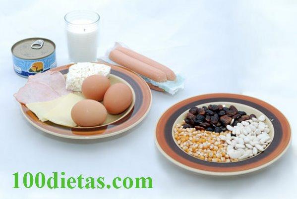 Dieta de 5 comidas al dia para aumentar masa muscular