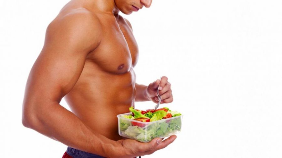 Diet plan for big muscle growth